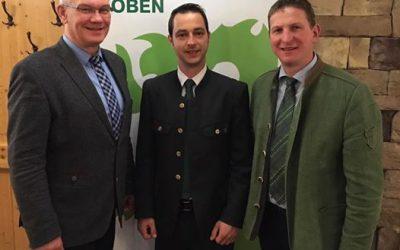 VzBgm Martin Schuchaneg weiter an der Spitze der Trabocher Volkspartei